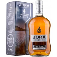 Jura Elixir 12 år, Single Malt Scotch Whisky 46%-20