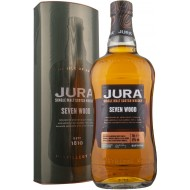 Jura Seven Wood, Single Malt Scotch Whisky 42%-20