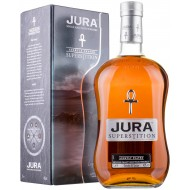 Jura Superstition, Lightly Peated, Single Malt Scotch Whisky 43%-20