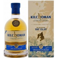 Kilchoman 100% Islay 2nd Edition 50%-20