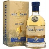 Kilchoman 100% Islay 4th Edition 50%-20