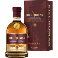 Kilchoman Port Cask Matured 2014 Limited Release Islay Whisky 55%-20