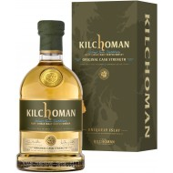 Kilchoman Original Cask Strength 2014 Limited Release Islay Whisky 59.2%-20