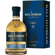 Kilchoman Vintage 2007, 6 år Single Malt Whisky 46%-20