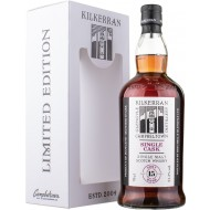 Kilkerran Port Wood 15th Anniversary, Single Cask, Single Malt Whisky 51,2%-21