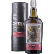 Kill Devil Caroni Trinidad 18 år, Single Cask Rum 65,5%-20
