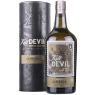 Kill Devil Worthy Park Jamaica 10 år Single Cask Rum 46%-21