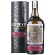 Kill Devil Hampden Jamaica 24 år, Single Cask Rum 62%-20