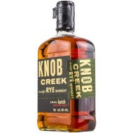 Knob Creek Straight Rye Whiskey 50%-20