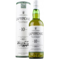 Laphroaig 10 år Single Malt Whisky 40%-20