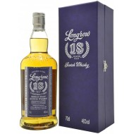 Longrow 18 år Single Malt Whisky 46%-21