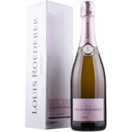 Louis Roederer 2014 Rosé Champagne (Graphic Box)-20