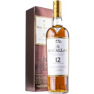 Macallan 12 år Single Malt Whisky Sherry Oak 75cl 43%-20