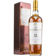Macallan 12 år Single Malt Whisky Sherry Oak 40%-21