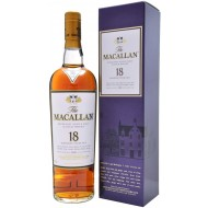 Macallan 18 år Sherry Oak 1990 Single Malt Whisky 43%-20