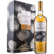 Macallan Amber 1824 Series Single Malt Whisky 40% Limited Edition + 2 Glas-20