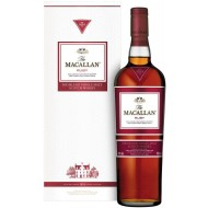 Macallan Ruby 1824 Series Single Malt Whisky 43%-21