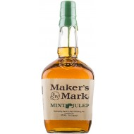 Makers Mark, Mint Julep Whisky Likør 33% 100cl-20