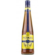 Metaxa 5 stars The Original Greek Spirit 38%-20