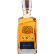 Nikka 12 år Premium Blended Whisky, Japan 43%-21