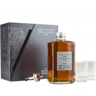 Nikka Whisky From The Barrel + 2 glas 51,4% 50cl.-20