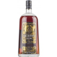Oceans Rum Atlantic 16-21 år Finest Blended Rum, 43% 100cl-20