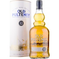 Old Pulteney 12 år Single Malt Scotch Whisky 40%-20
