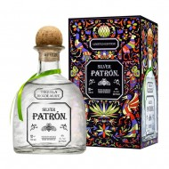 """Patron Tequila Silver """"Limited Edition 2019"""" de Agave, Mexico 40% 100cl-20"""