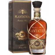 Plantation Barbados Rum 20th Anniversary XO Extra Old-21