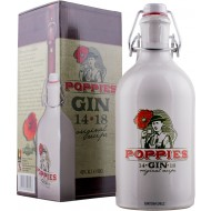 Poppies Gin 40% 50cl-20