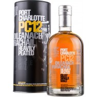 Port Charlotte, PC12 Oileanach Furachail, Heavely Peated Islay Single Malt Whisky 58,7%-20