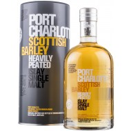 Port Charlotte, Scottish Barley, Heavely Peated Islay Single Malt Whisky 50%-20