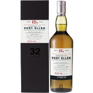 Port Ellen 1979 32 år 12 Release Single Malt Whisky 52,5% 2012-20