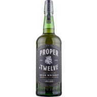 Proper No. Twelve, Triple Distilled Irish Whisky 40%-20