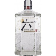 Roku Gin, The Japanese Craft Gin 43%-21