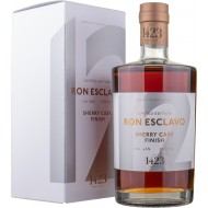 Ron Esclavo 12 år Sherry Cask Finish, Limited Edition 46%-20
