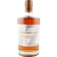 Ron Esclavo 12 år Speyside Whisky Cask Finish, Limited Edition 46%-20