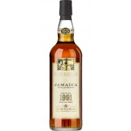 Rum Nation Jamaica 25 år, VIII Cask Strength 55,7%-20
