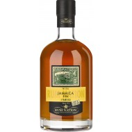 Rum Nation Jamaica 5 år Oloroso Sherry Finish 50% (2019)-20