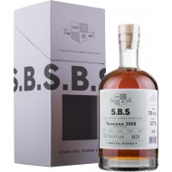 Trinidad 2008 Madeira Cask Finish S.B.S. Single Barrel Selection 12 år Rom 57%-20