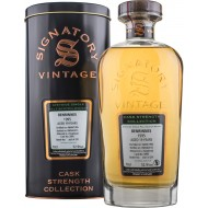 Benrinnes 1995, 19 år Signatory Vintage, Speyside Single Malt Scotch Whisky 52,9%-20