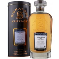 Bunnahabhain 2007/2019 Signatory Vintage 12 år Single Malt Whisky 58,1%-20