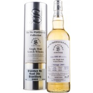 Caol Ila 2009, 8 år Signatory Vintage Islay Single Malt Scotch Whisky 46%-20