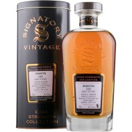 Deanston 2008, 10 år Signatory Vintage, Highland Single Malt Scotch Whisky 67,7%-20