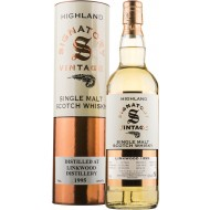 Linkwood 1995, 22 år Signatory Vintage Single Malt Scotch Whisky 43%-20