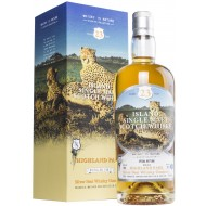 Silver Seal Highland Park 23 år Wildlife Collection Single Malt Whisky 51,5%-21