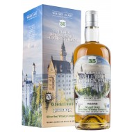 Silver Seal 1979 Glenlivet 35 år Single Malt Scotch Whisky 53,3%-20
