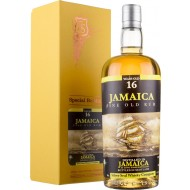 Silver Seal Jamaica 16 år Rom, Long Pond Distillery 51%-20