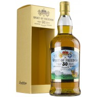Spirit Of Freedom 30 år Blended Scotch Whisky 46%-20