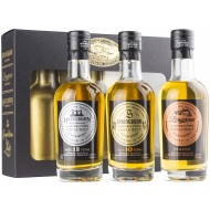 Campbeltown Gift Pack 3x 20cl flasker-20